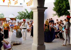 Ball pagès a Sant Miquel