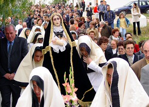 Pasos del Jueves Santo en Sant Miquel