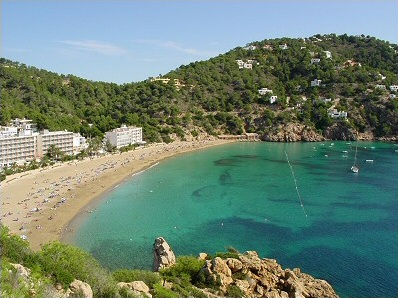 Cala de Sant Vicent